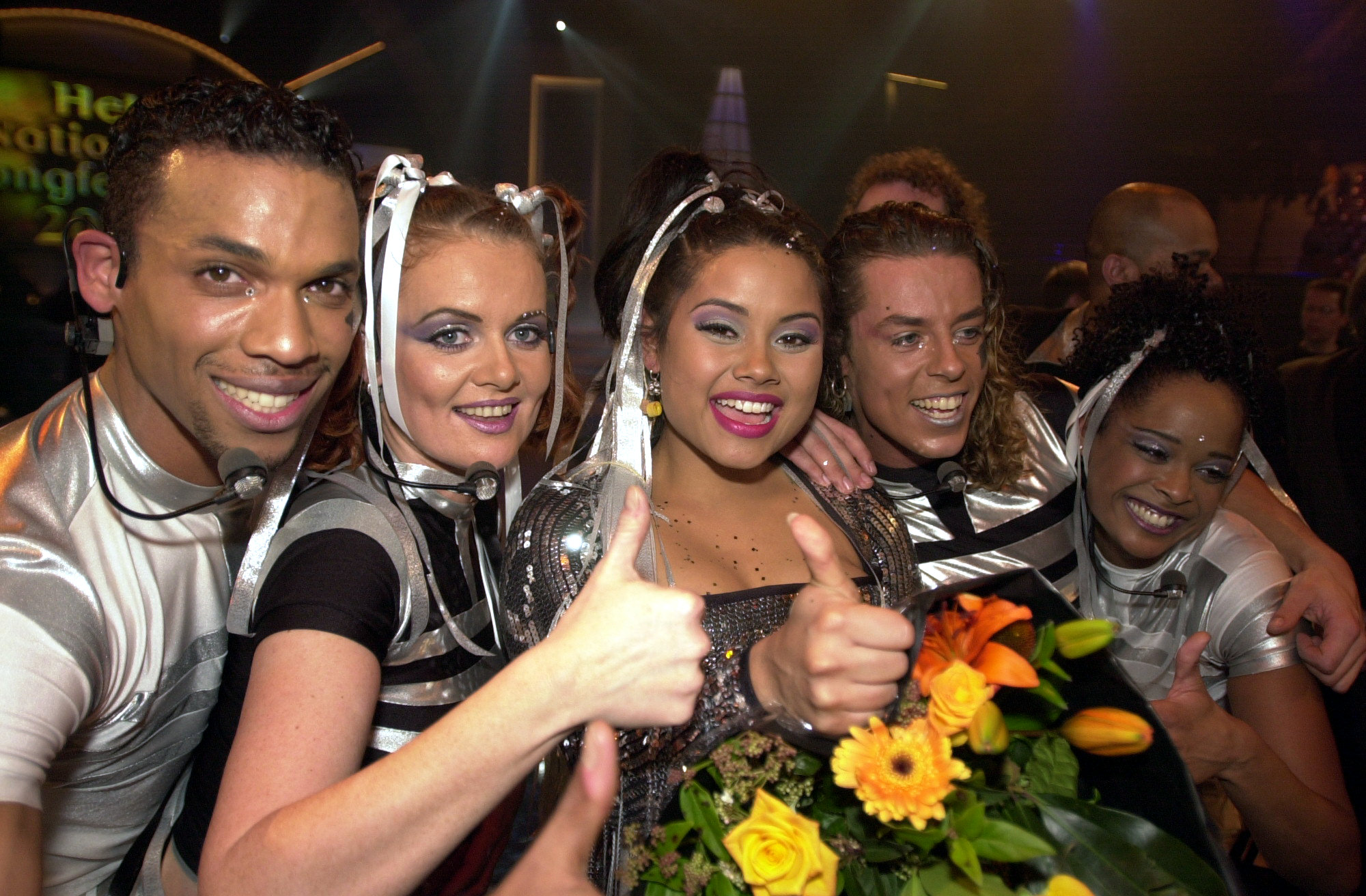 Nationaal songfestival, Linda Wagenmakers, winnaar, winner, actrice, actress, zangeres, singer, musical