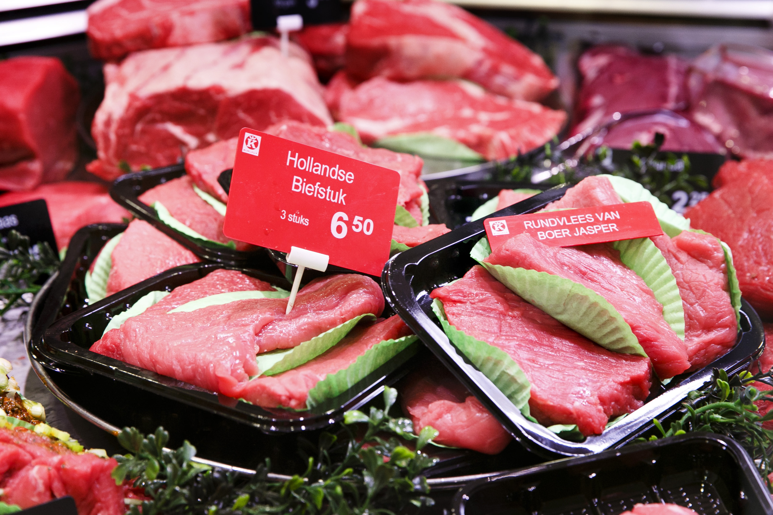 slagerij slager butcher keurslager vlees meat biefstuk rundvlees beef steak