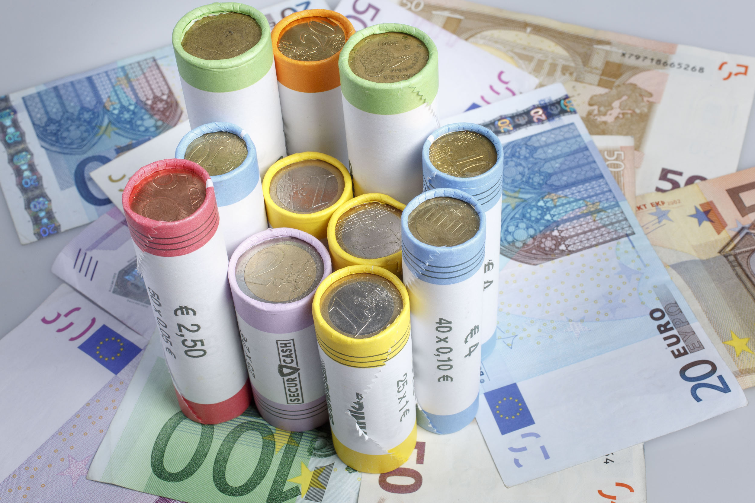 geld, money, euro, bankbiljet, banknote, munt, coin, sparen, savings, contant, cash, pensioen, retirement