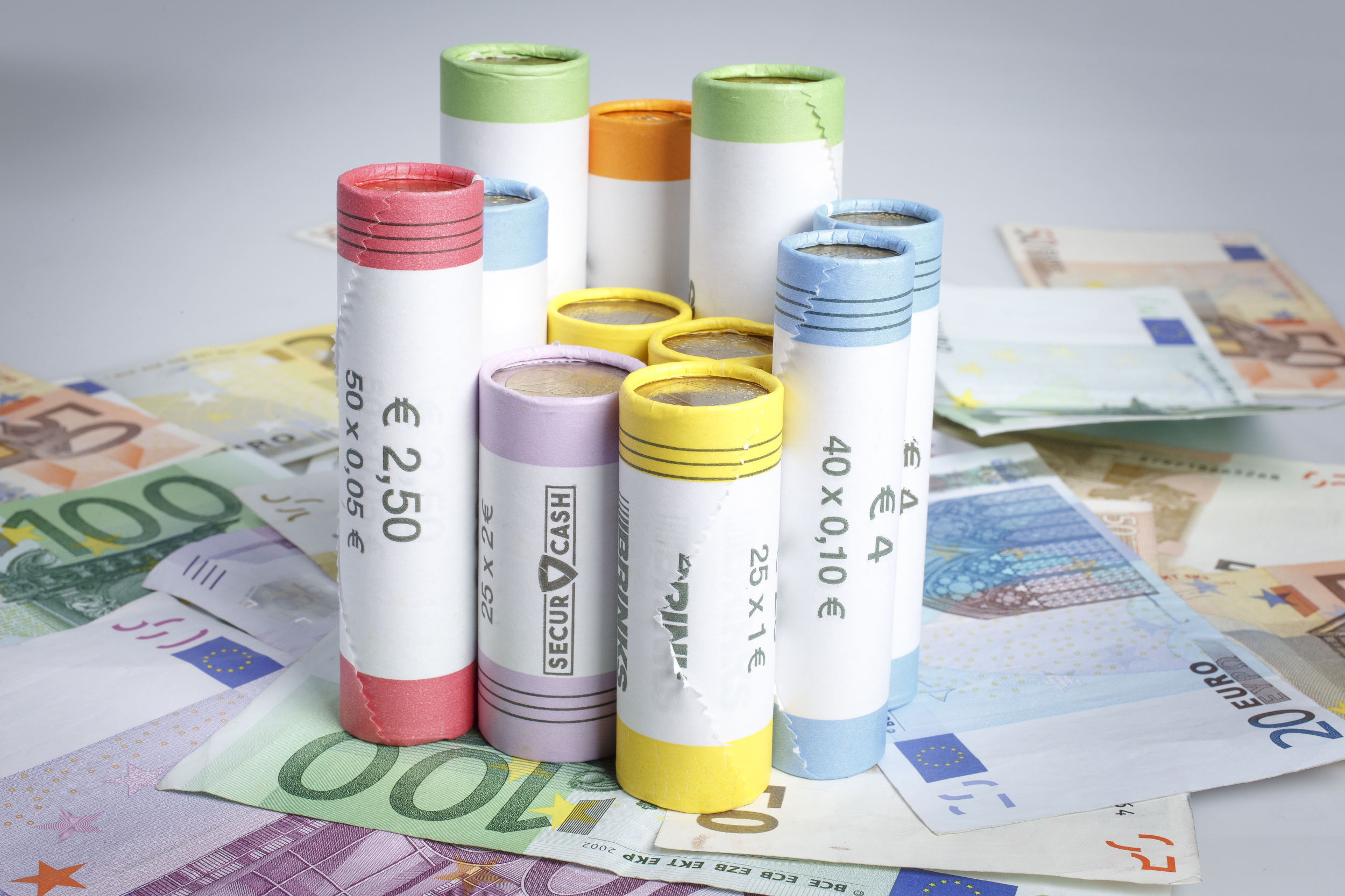 geld, money, sparen, savings, munt, coin, bankbiljet, banknote, euro, zwartgeld, witwassen, contant, cash, Brinks