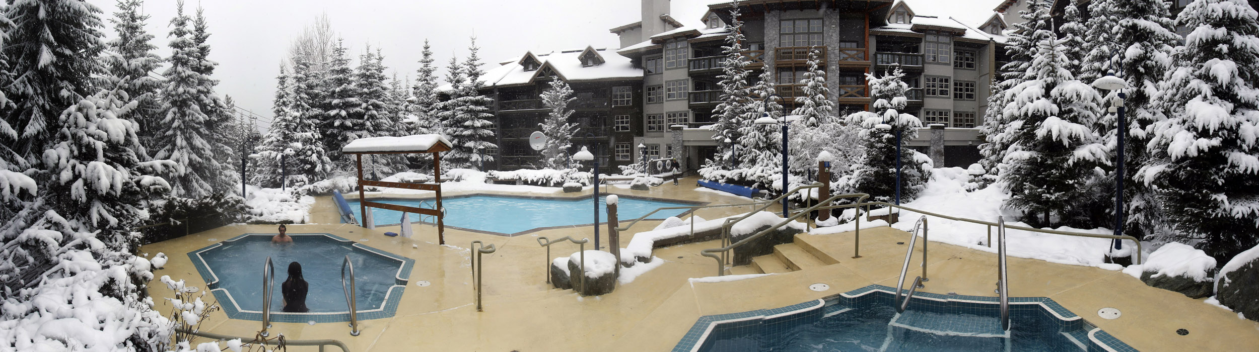 Canada Whistler wintersport Lodge Hotel