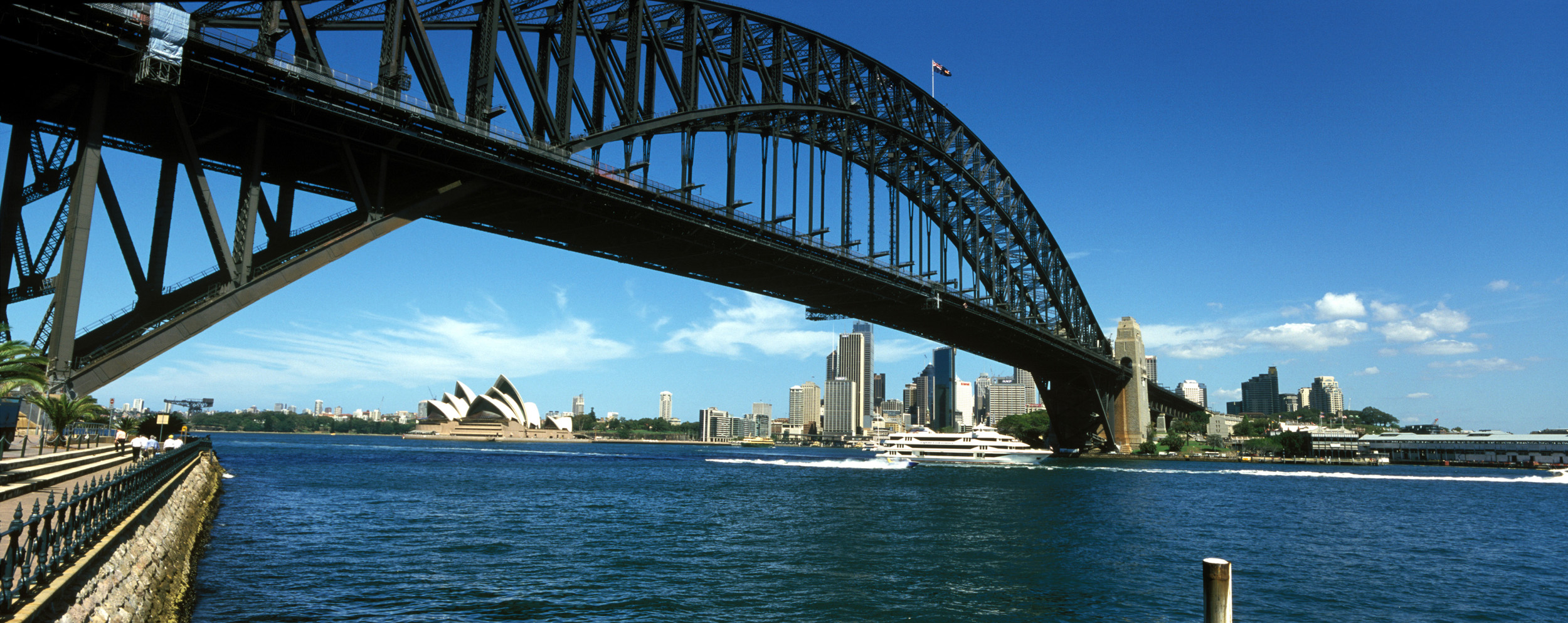 Sydney Australie Harbour Bridge