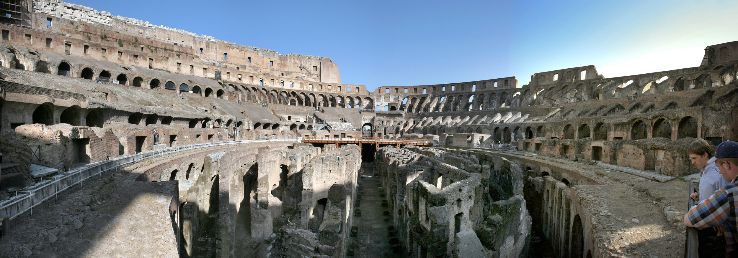 Italie - Italy - Rome - Colosseum